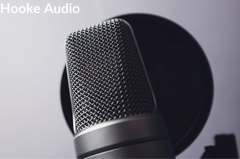 A Condensers microphone