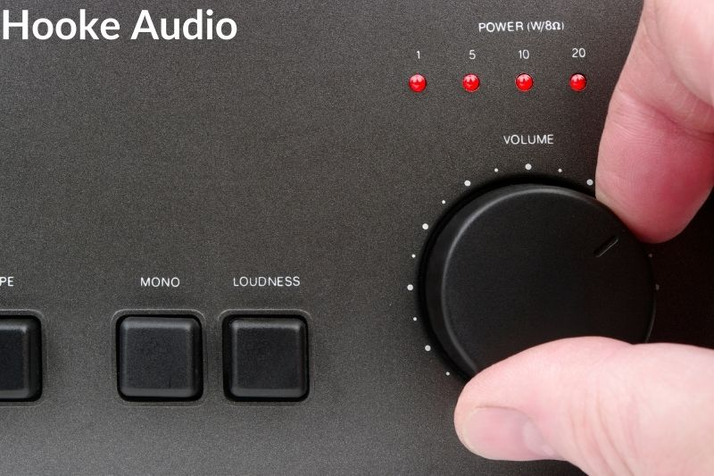 Adjust the volume & sensitivity of your microphone