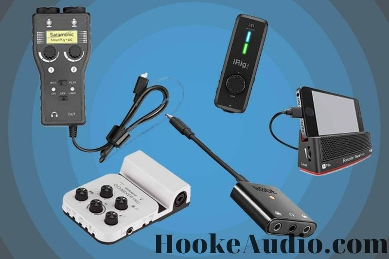 Best Smartphone Audio Interfaces and Adapters