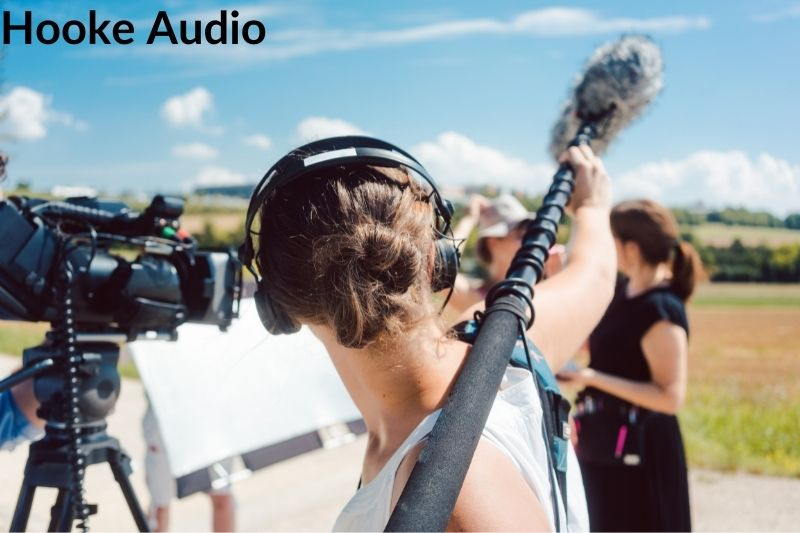 Boom Microphone Applications