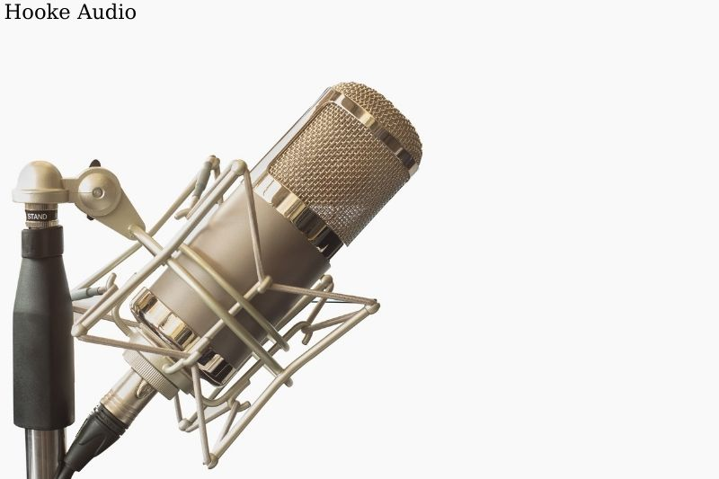 Characteristics for a condenser microphone