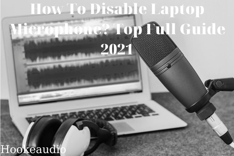 How To Disable Laptop Microphone Top Full Guide 2021