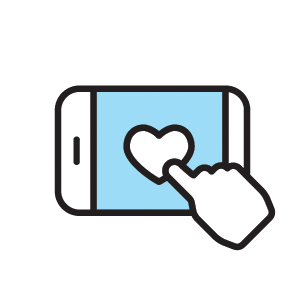 Social Integrated icon