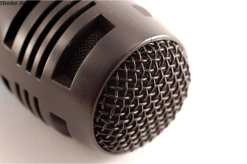 microphone make a big difference