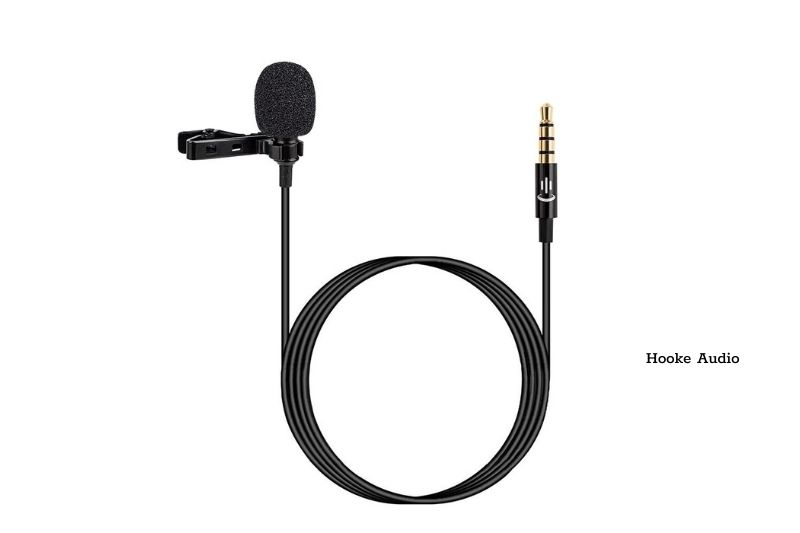 3.5mm microphone works best