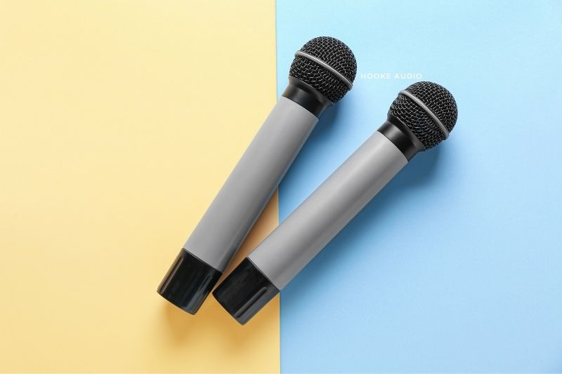 A Microphone Change Your Voice