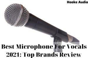 Best Microphone For Vocals 2021 Top Brands Review