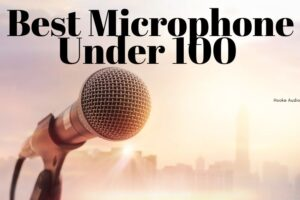 Best Microphone Under 100 2021 Top Brands Review