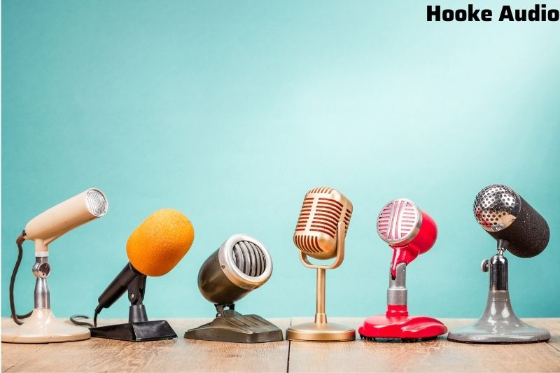 Choose the Type of a Microphone