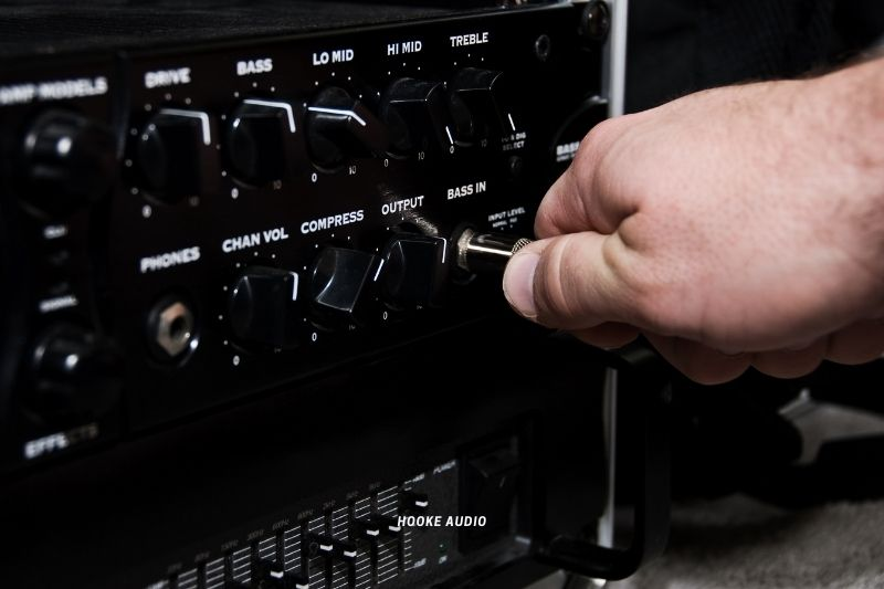 Difference between an amplifier and a preamplifier