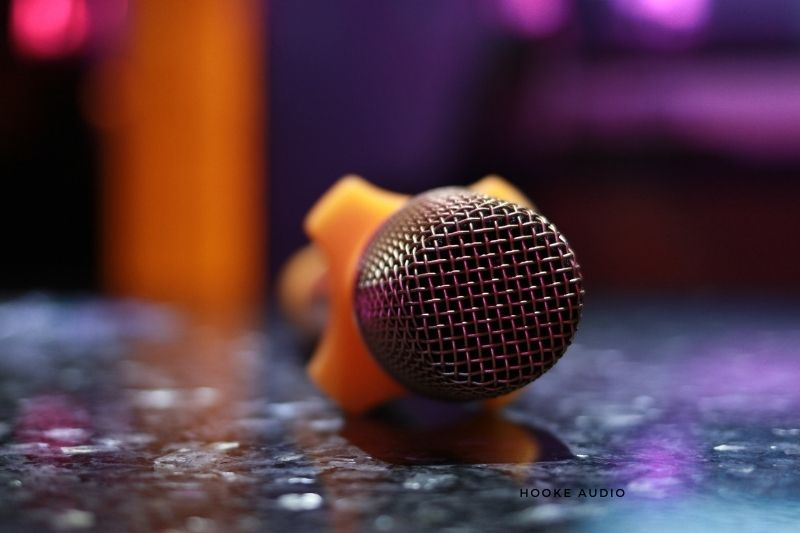 Does mic affect voice quality