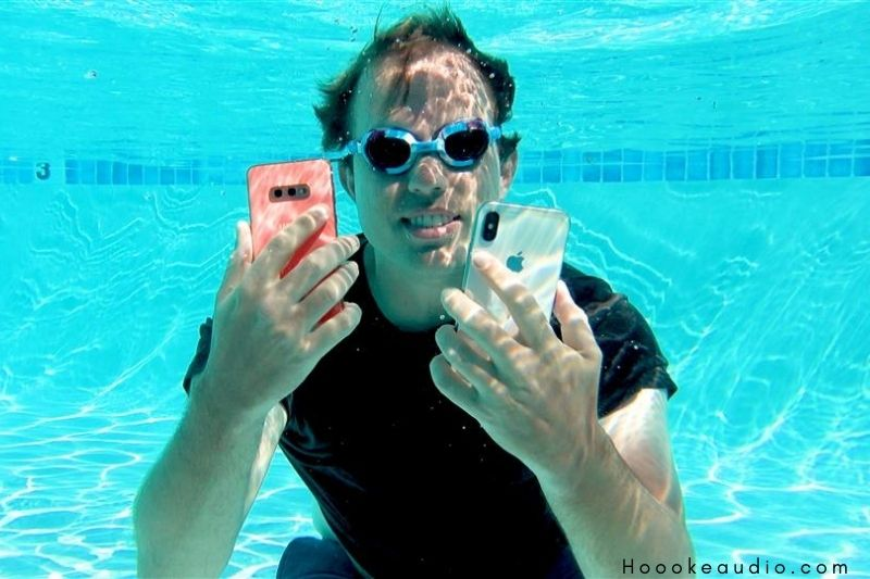 How to Use Your Phone with Waterproof Headphones