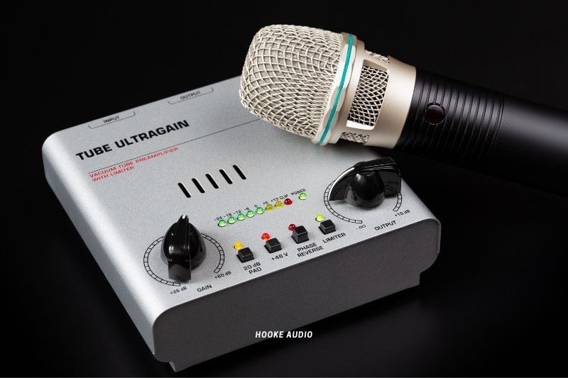 Best Microphone Preamp