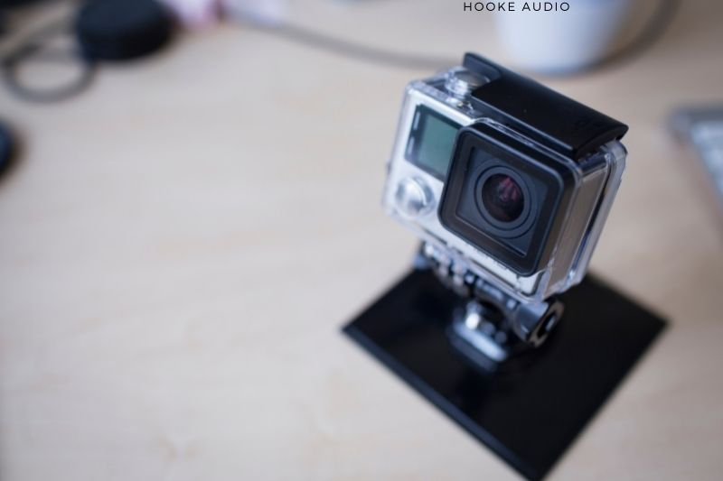Microphone To A GoPro camera