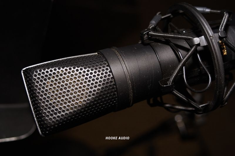 Need mic preamp