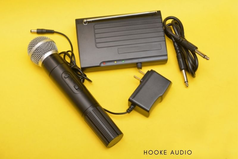 Rechargeable Wireless Microphone system