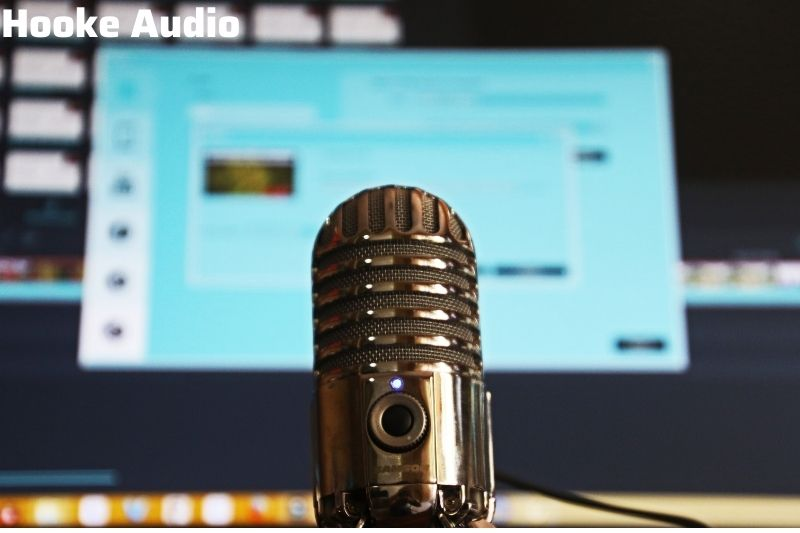 microphone for a podcast