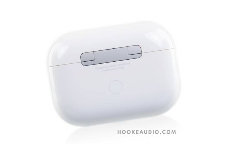 new Airpods Close the lid