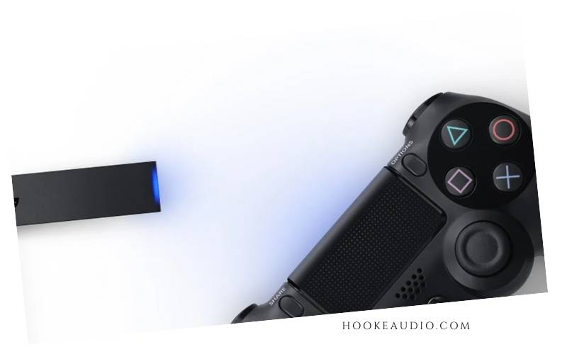 Use a USB cable Adapter to Connect Your Headset to Your PS4