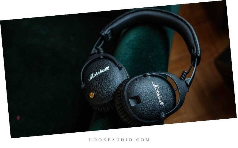 Who are the Marshall Monitor II ANC headphones for
