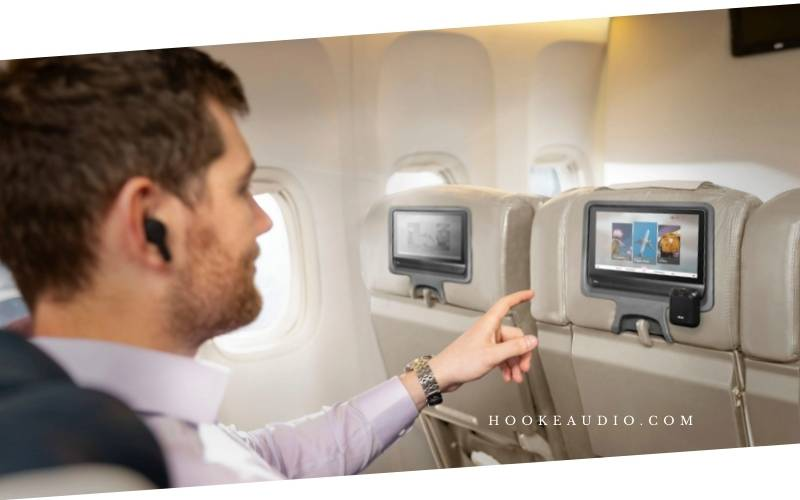 Will My Bluetooth Headphones Work With the Airline's Entertainment
