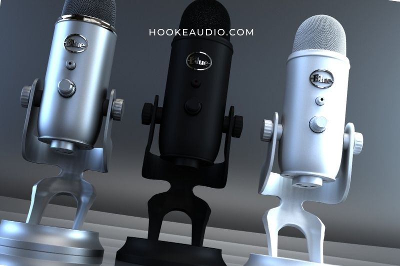 What is the Blue Yeti Microphone, and how does it work?